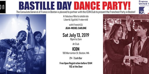 Bastille Day Dance Party!