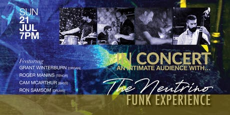 IN CONCERT || the neutrino funk experience tickets