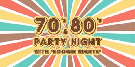 Big Band and Boogie Nights tickets
