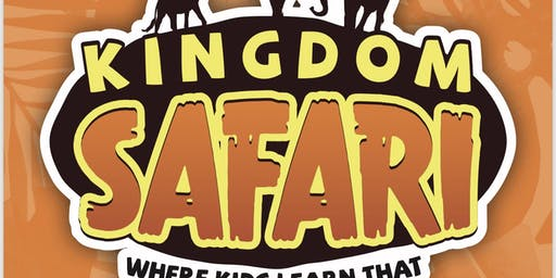 Kingdom Safari: Where Kids Learn That Love H.lE.L.P.S