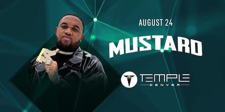 DJ Mustard tickets