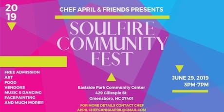 SoulFire Community Fest tickets
