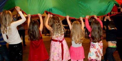 Kids Party Night Senior Disco (Primary 4-7)