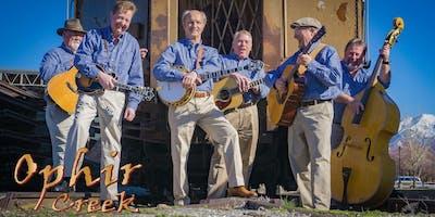 Ophir Creek Cowboy Christmas in July Concert