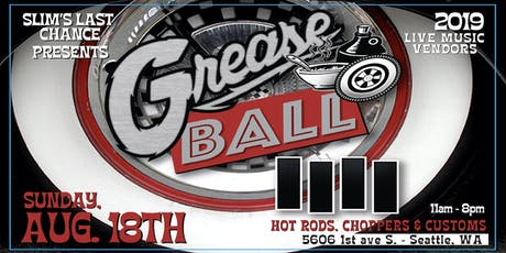 Greaseball IIII tickets