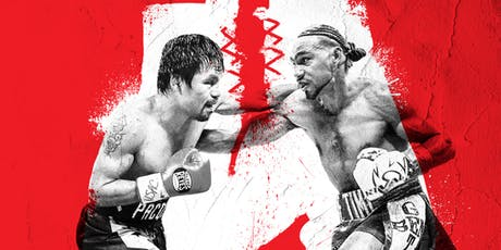 Pacquiao vs. Thurman: Watch at Red Bar tickets