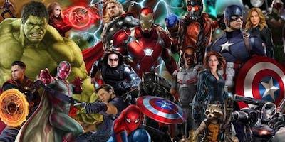Marvel Trivia Night