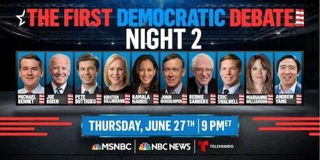Midtown Debate Watch Party + Steve Bullock  tickets