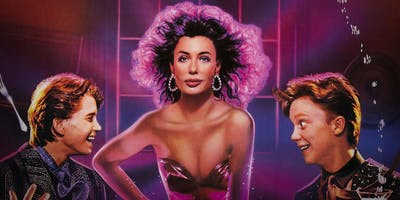 CULTURE CINEMA PRESENTS: WEIRD SCIENCE (1985)