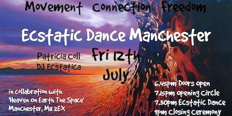 Ecstatic Dance Manchester tickets