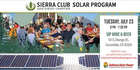 Sierra Club Solar Program Power & Pints tickets