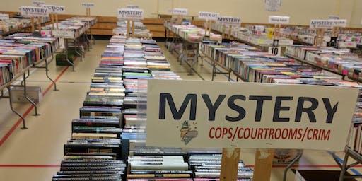 Big Newtown Book Sale