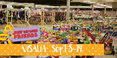 JBF Visalia FALL 2019 Children's & Maternity Consignment Event