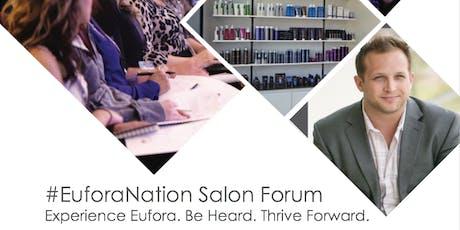 #EuforaNation Salon Forum - New England tickets
