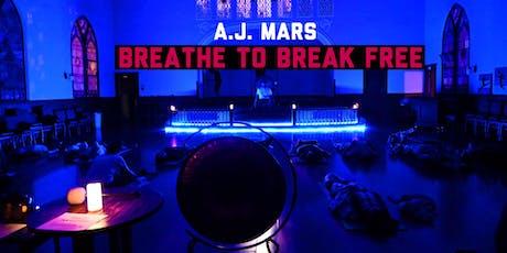 BREATHE TO BREAK FREE: Breathwork with Sound Healing tickets