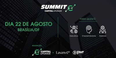 SUMMIT CAPITAL UPGRADE - BRASÍLIA