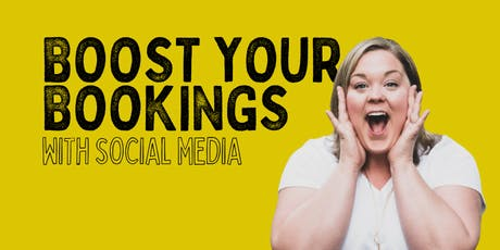 Boost Your Bookings with Social Media tickets