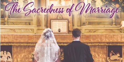CTH Sacredness of Marriage CDs and DVDs 2018