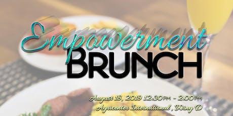 Empowerment Brunch tickets
