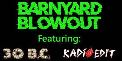 Barnyard Blowout!