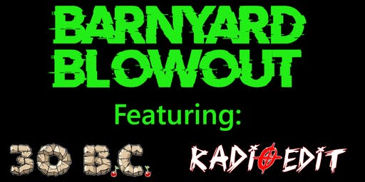 Barnyard Blowout!