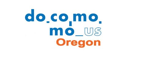 AHC + Docomomo US/Oregon  tickets