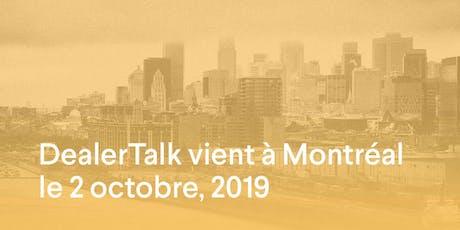 Kijiji Autos DealerTalk - Montreal  tickets