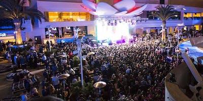 Vegas KAOS - Weekend at The Palms (August 2-5)