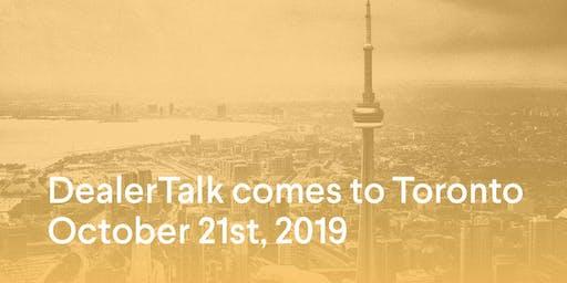 Kijiji Autos DealerTalk - Toronto