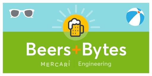 Beers + 'Bytes' Fun in the Sun | by Mercari Engineering