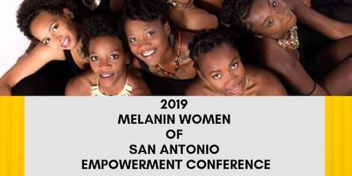 Melanin Women of San Antonio Conference