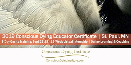 2020 Boulder, CO | Conscious Dying Educator Certificate | April 23-25, 2020 tickets