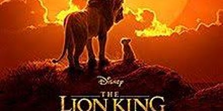 Lion King Fundraiser Movie tickets