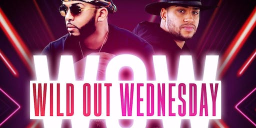 Wild Out Wednesdays @Barcode NJ