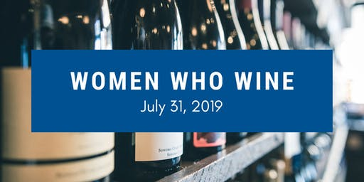 Women Who Wine