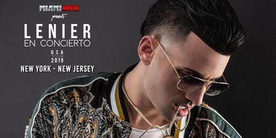 Lenier en Concierto Exclusivo! NEW YORK / NEW JERSEY