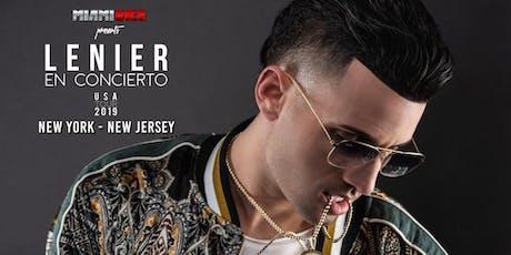 Lenier en Concierto Exclusivo! NEW YORK / NEW JERSEY tickets