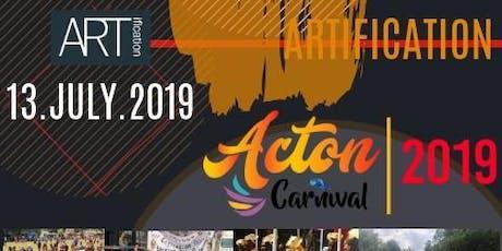 R Consultancy / Soca Sagaboys - Windrush - Acton Carnival  tickets