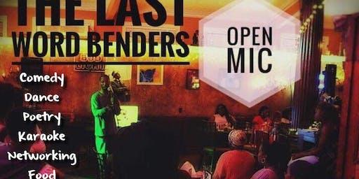 TLWB Open Mic