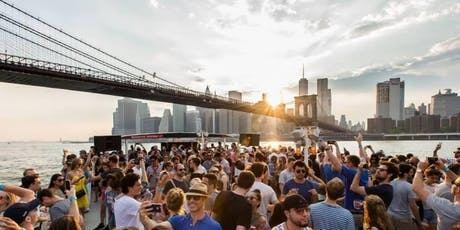#1 LATIN YACHT PARTY CRUISE  NEW YORK CITY .   VIEWS  OF STATUE OF LIBERTY,Cockctails & Music   tickets