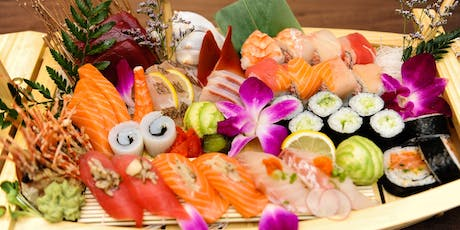 Guest Chef from TAKA - Sushi Night on The Dive! tickets