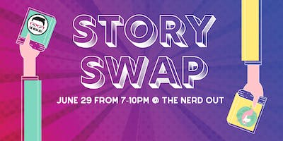 Swap Meet and Indie *** After Party