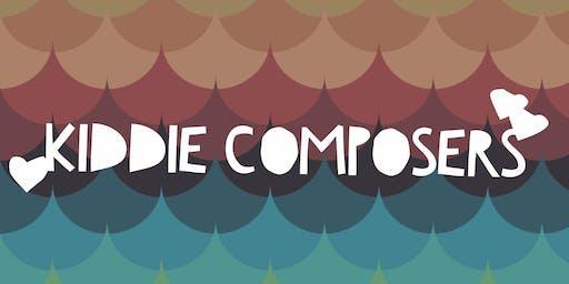 Kiddie Composers @ Kids Week in Crieff