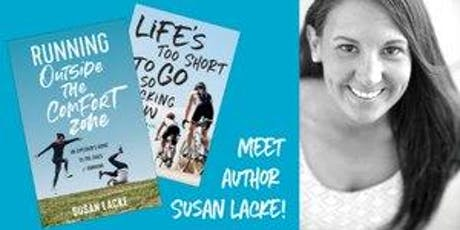 NYRR Book Club: Running Outside the Comfort Zone tickets