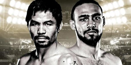 Pacquiao vs Thurman Live Viewing at Carraghers NYC tickets