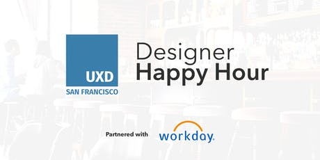 Designer Happy Hour tickets