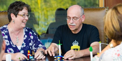 Chicago Certification with LEGO® SERIOUS PLAY® methods for Teams & Groups