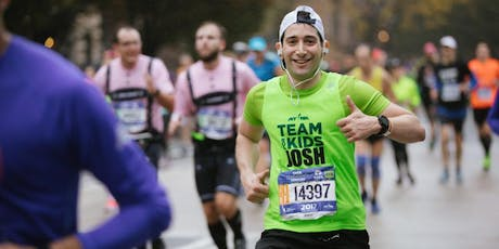 TCS New York CIty Marathon Charity Group Run tickets