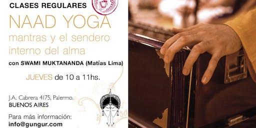 Naad Yoga: Mantras y el Sendero Interno del Alma
