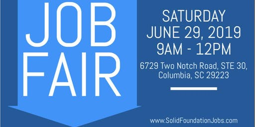 Solid Foundation Job Fair